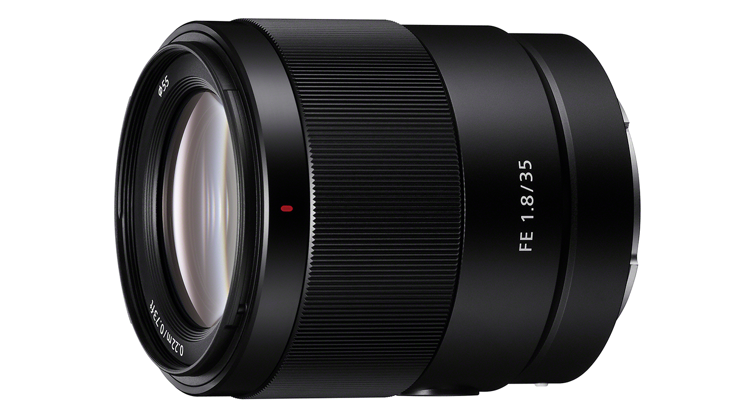 Sony 35mm lens announced