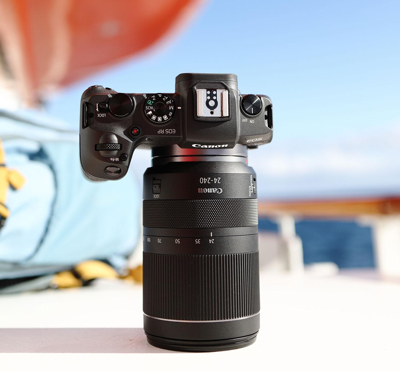 Canon 24-240mm hire