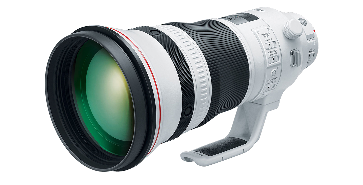 Canon 400mm lens hire
