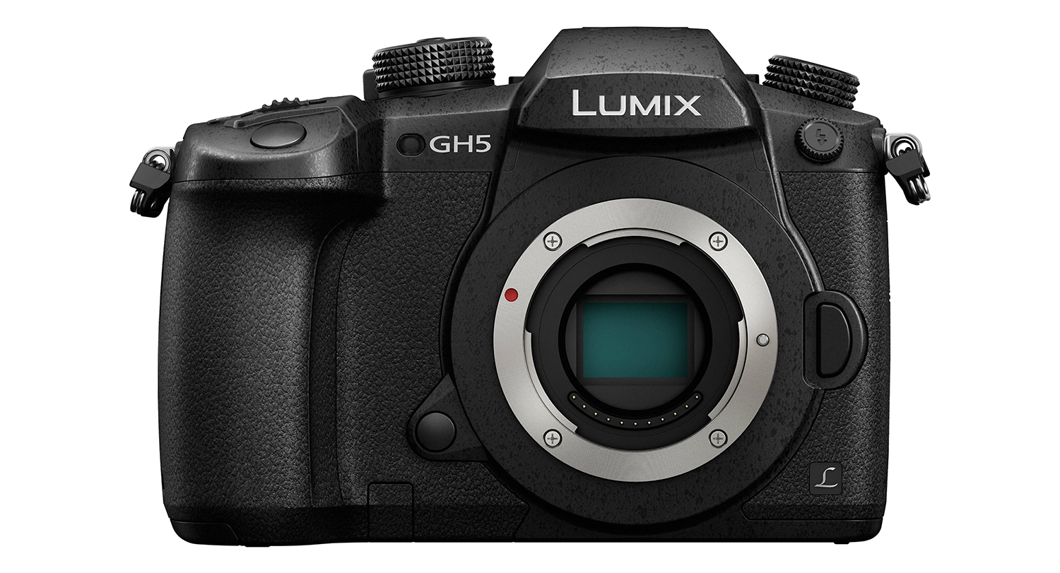 Panasonic GH5 camera hire