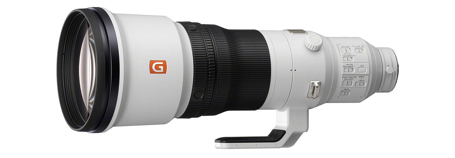 Sony 600mm lens hire