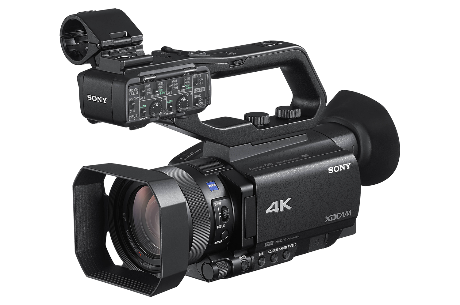 Sony Z90 camcorder hire