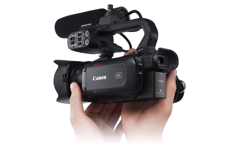 Canon XA40 hire
