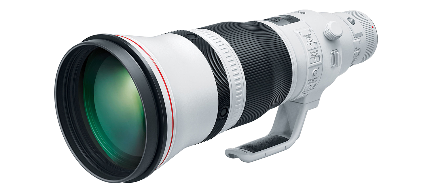Canon 600mm III lens hire
