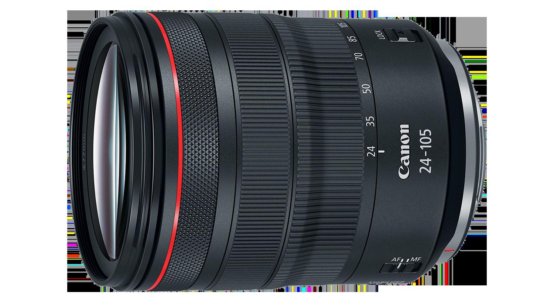 Canon 24-105mm lens hire