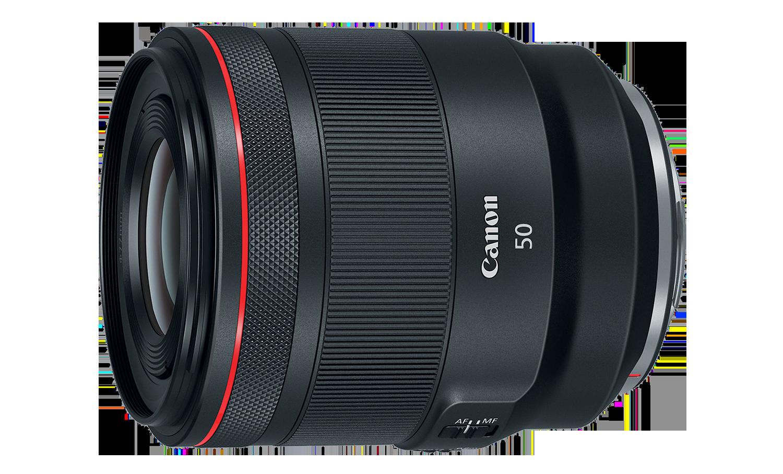 Canon RF 50mm hire
