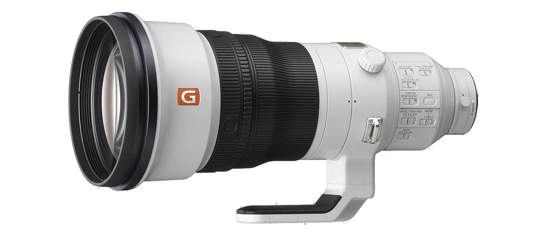Sony 400mm lens hire UK
