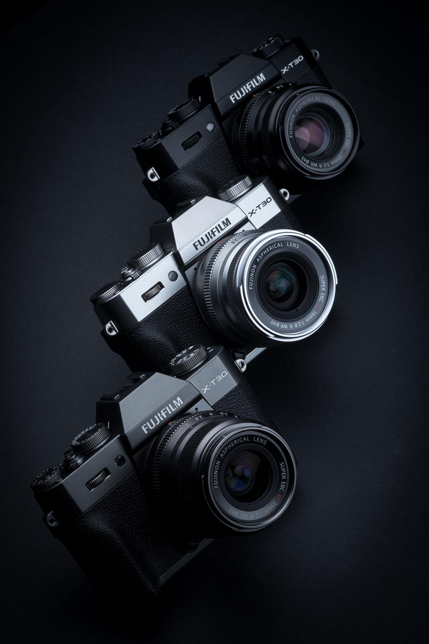 Fujifilm X-T30 hire