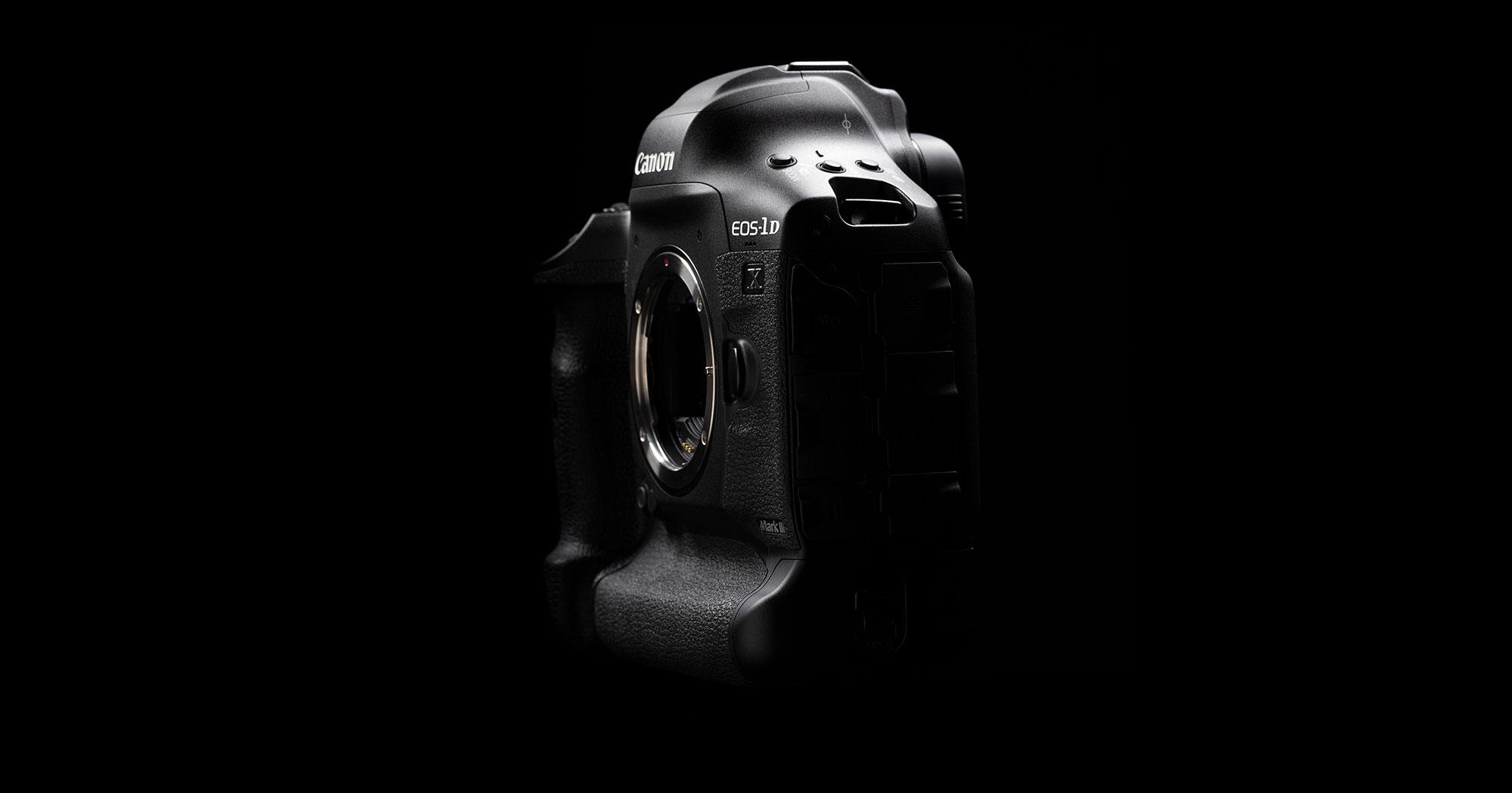 Canon 1DX III announced
