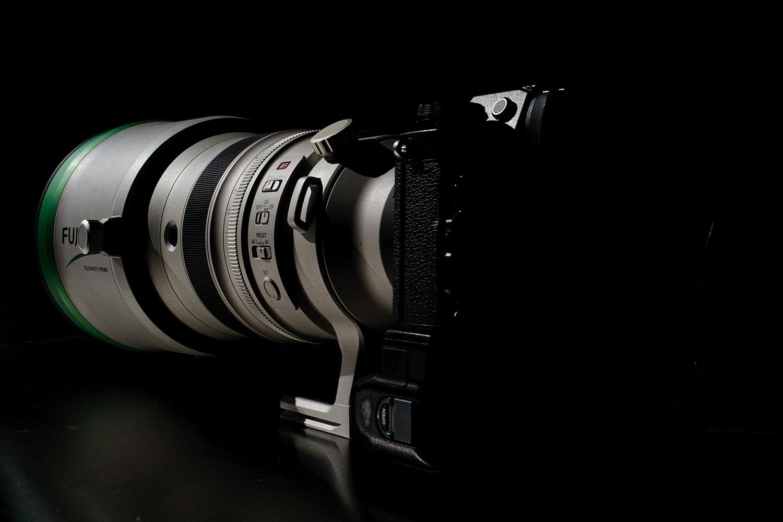 Hireacamera Fujifilm 200mm