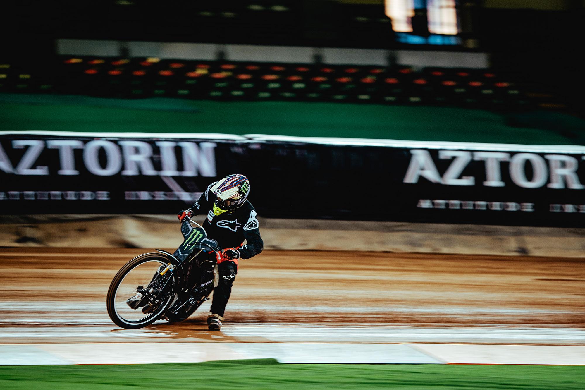 Motorbike Speedway Photography