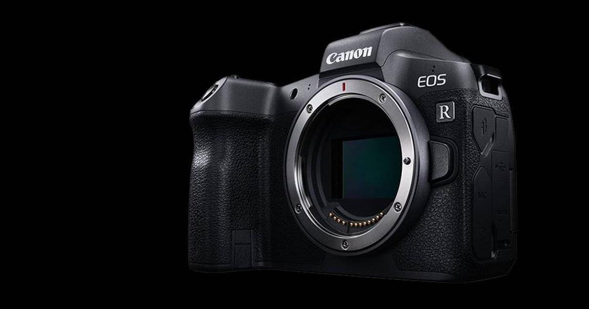 Canon EOS R hire