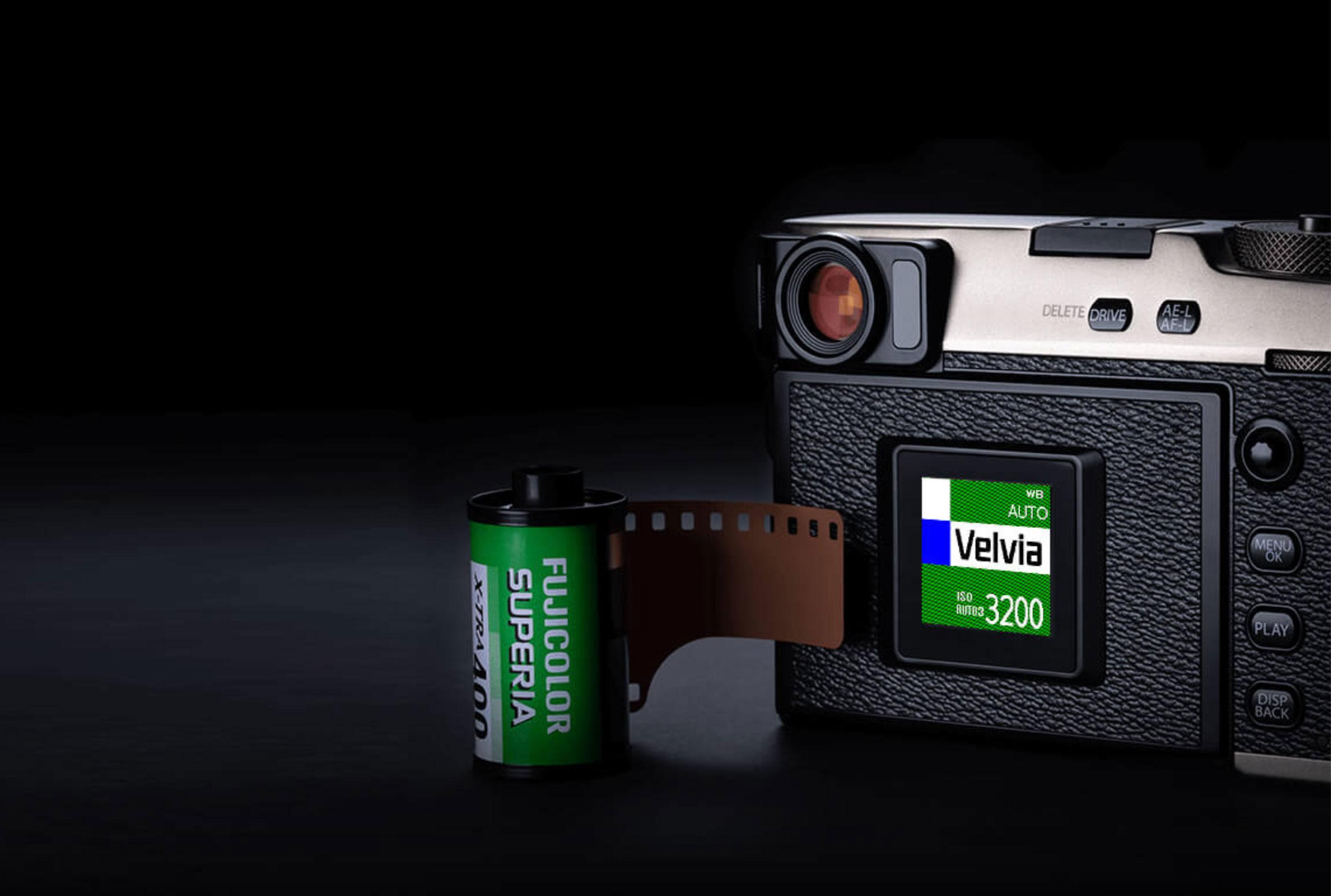 Fujifilm X-Pro 3 Hire