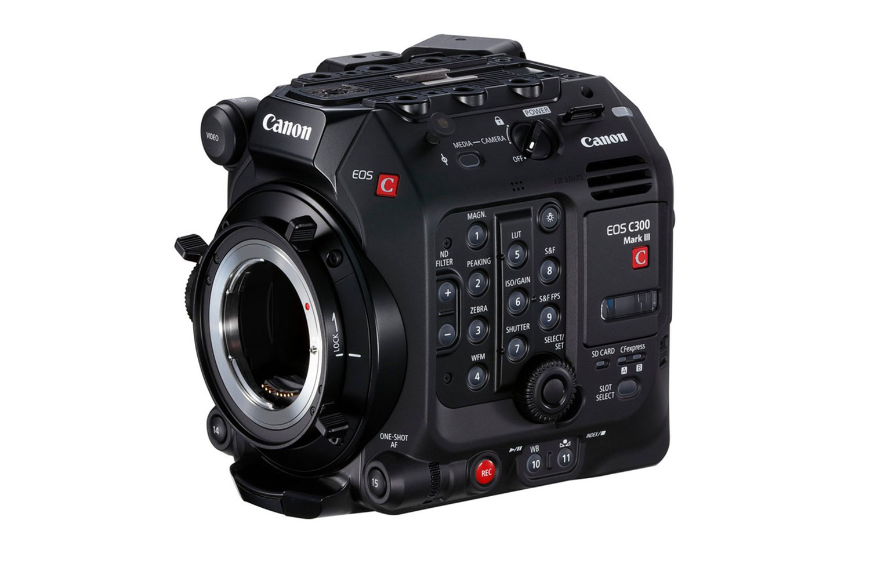 New Canon C300 III