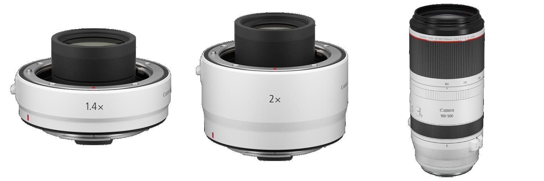Canon 2020 lenses