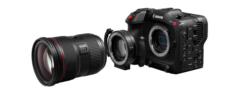 Canon C70 hire