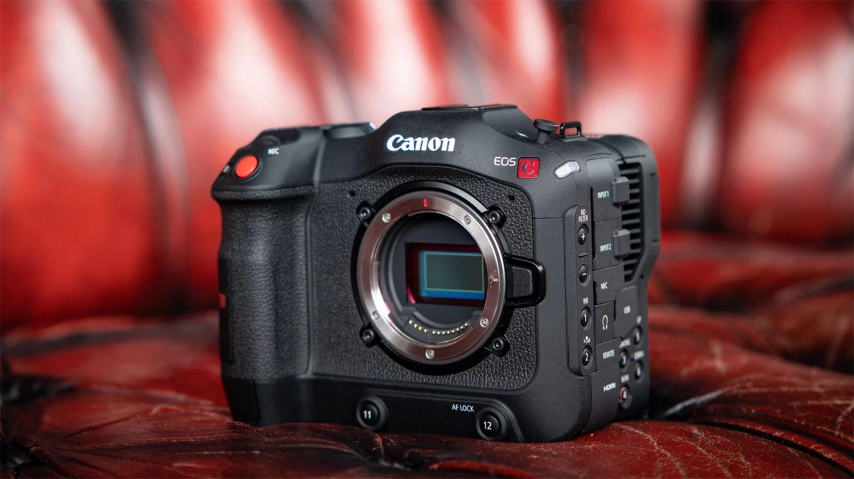 Canon EOS C70 sensor