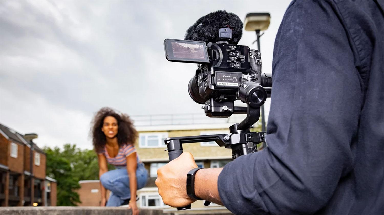 Canon EOS C70 versatile