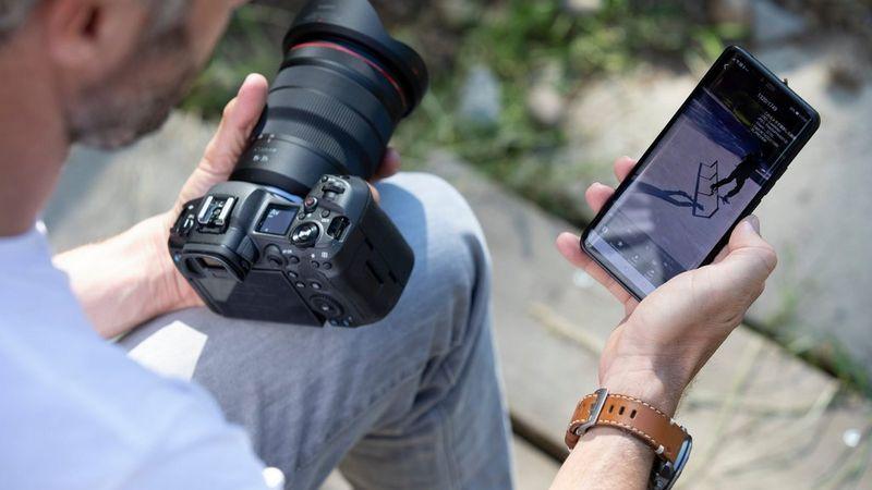 Canon R5 hire