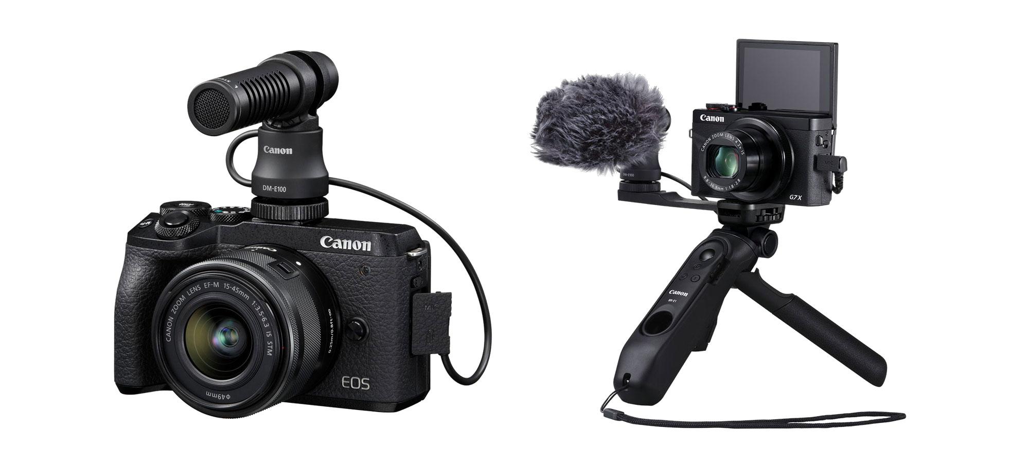 Canon DM-E100