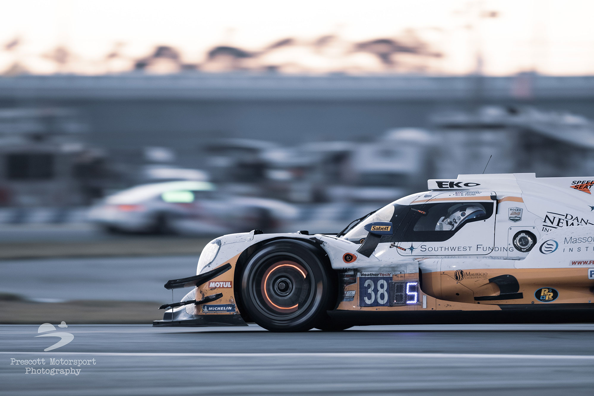 Rolex Daytona 24 Motorsport Photography