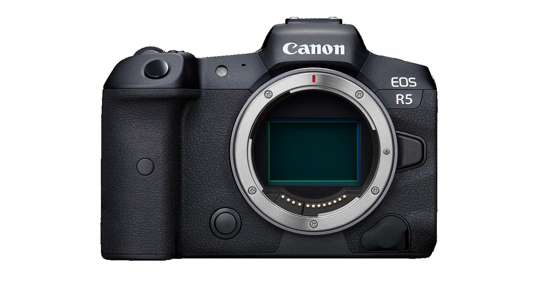 Canon EOS R5 hire