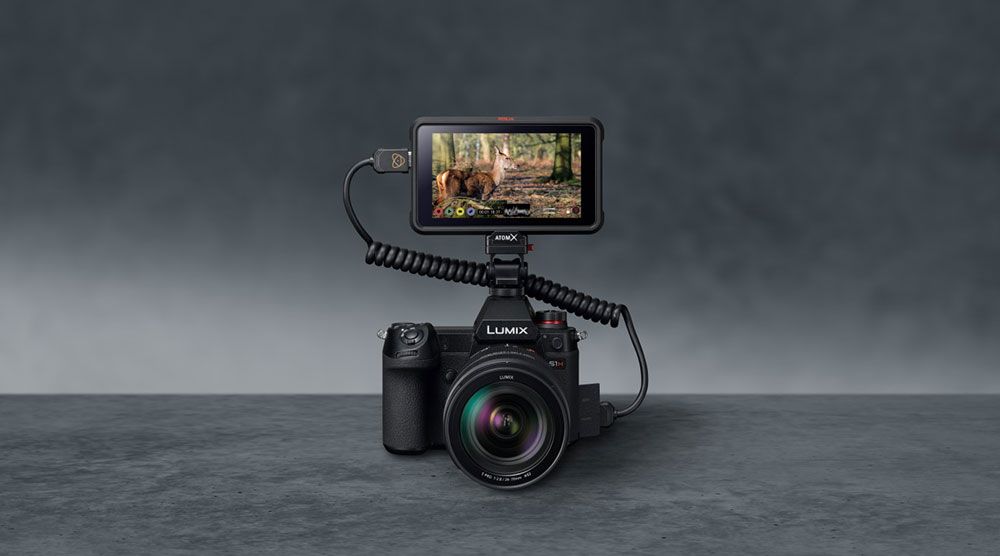 Panasonic S1H camera hire