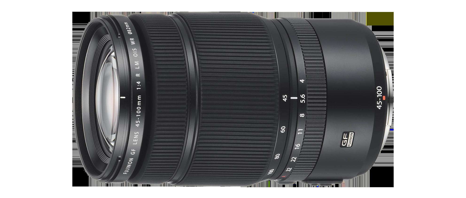 Fuji 45-100mm lens hire