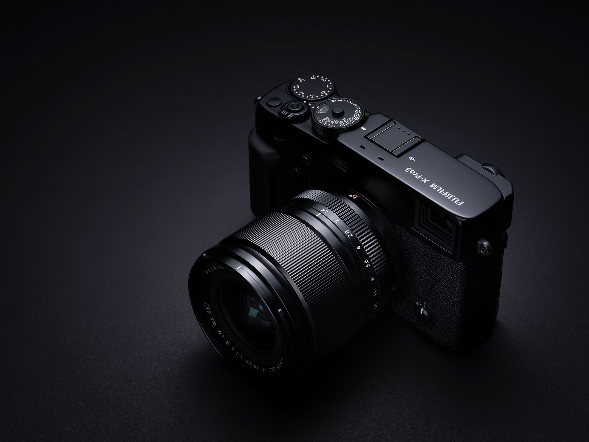 Fujifilm XF18mm