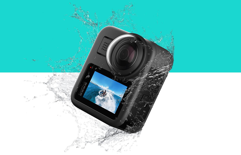 GoPro MAX waterproof