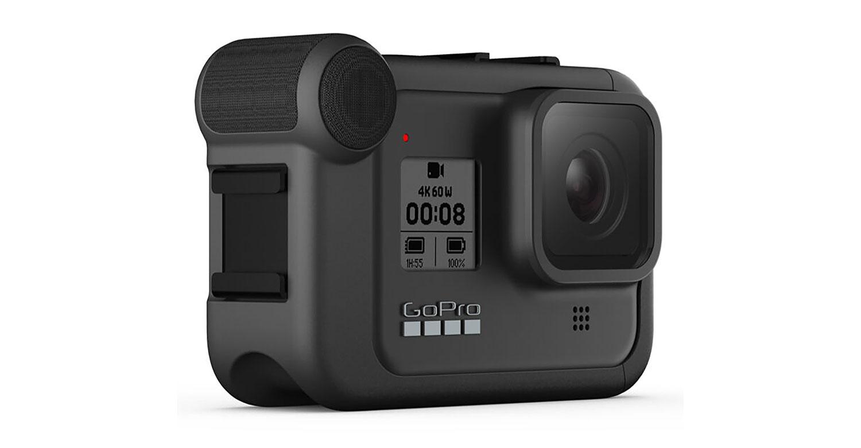 GoPro Hero8 Mods