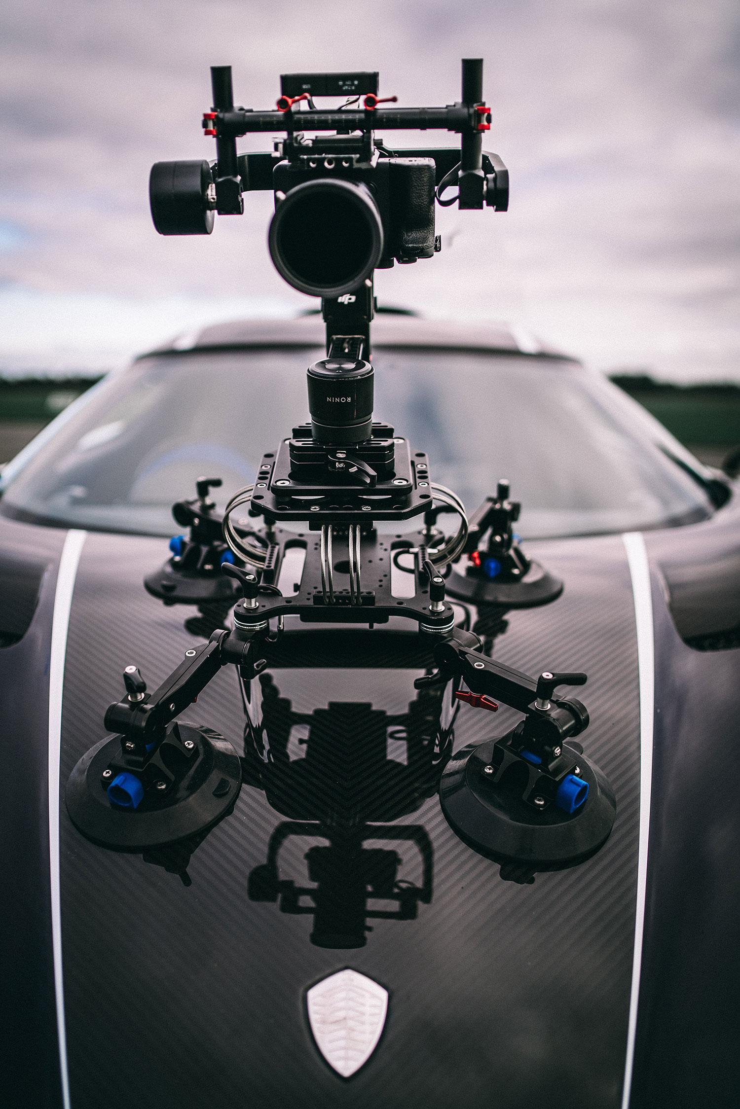 Koenigsegg photoshoot
