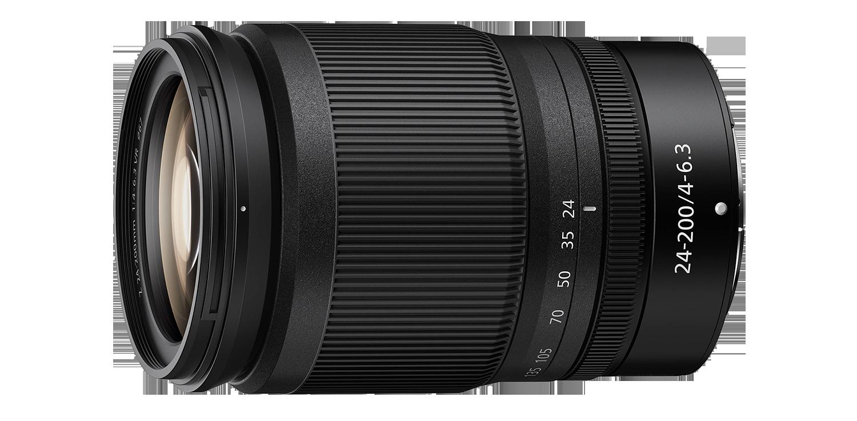 Nikon 24-200mm hire