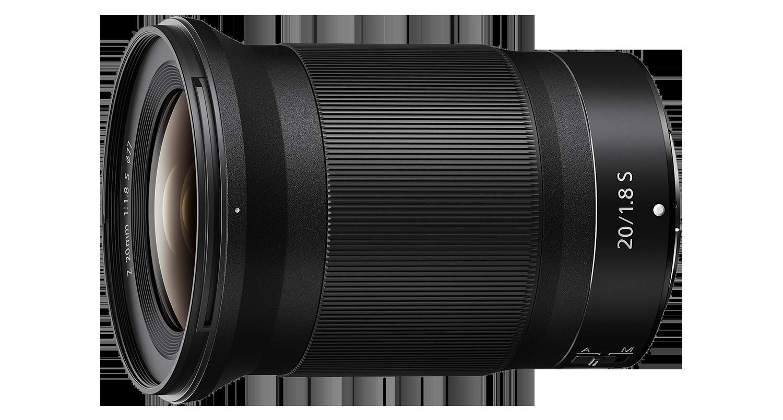 Nikon Z 20mm hire