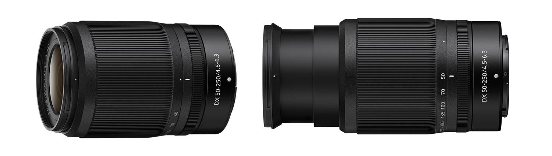 New Nikon 50-250mm