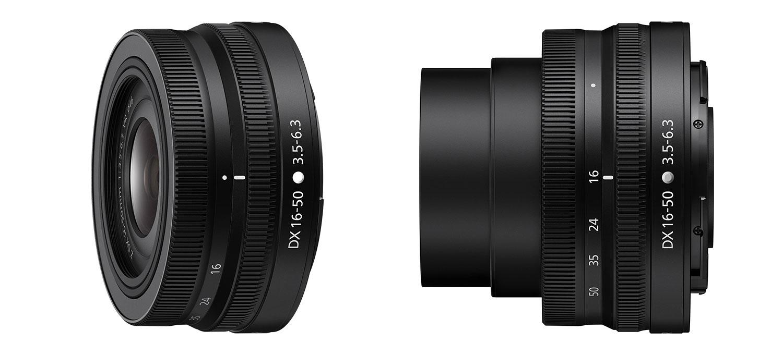 Nikon Z 16-50mm