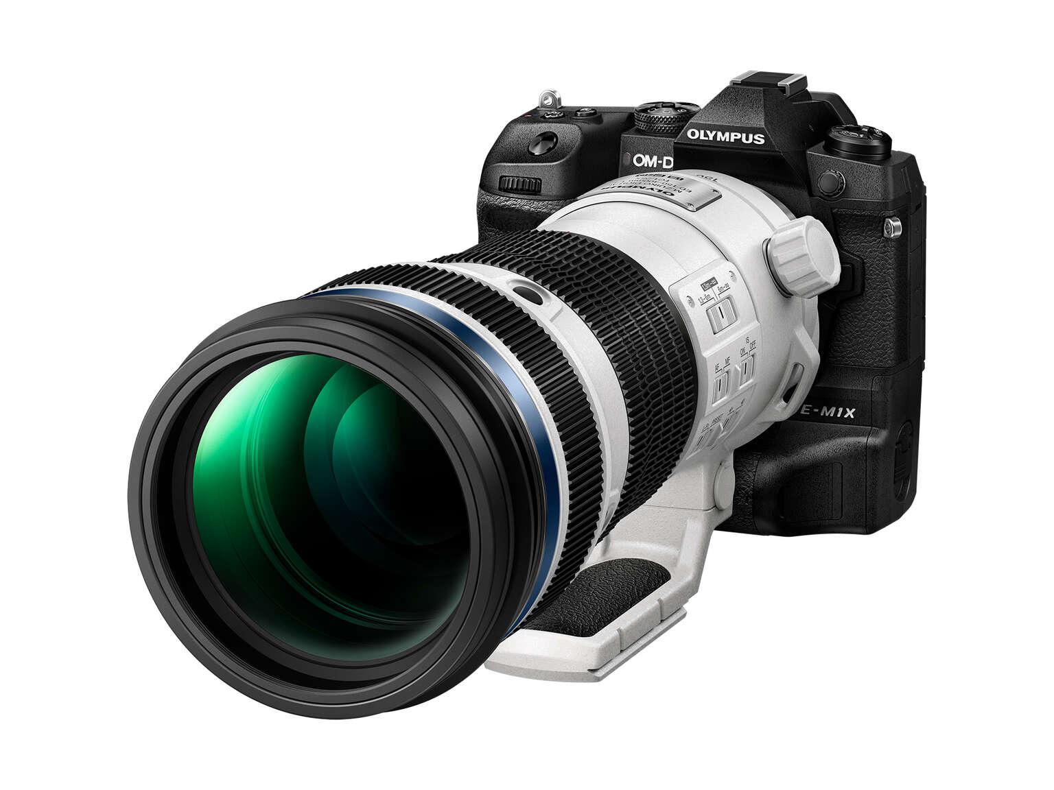 Olympus 150-400mm hire