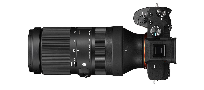 Sigma 100-400mm new