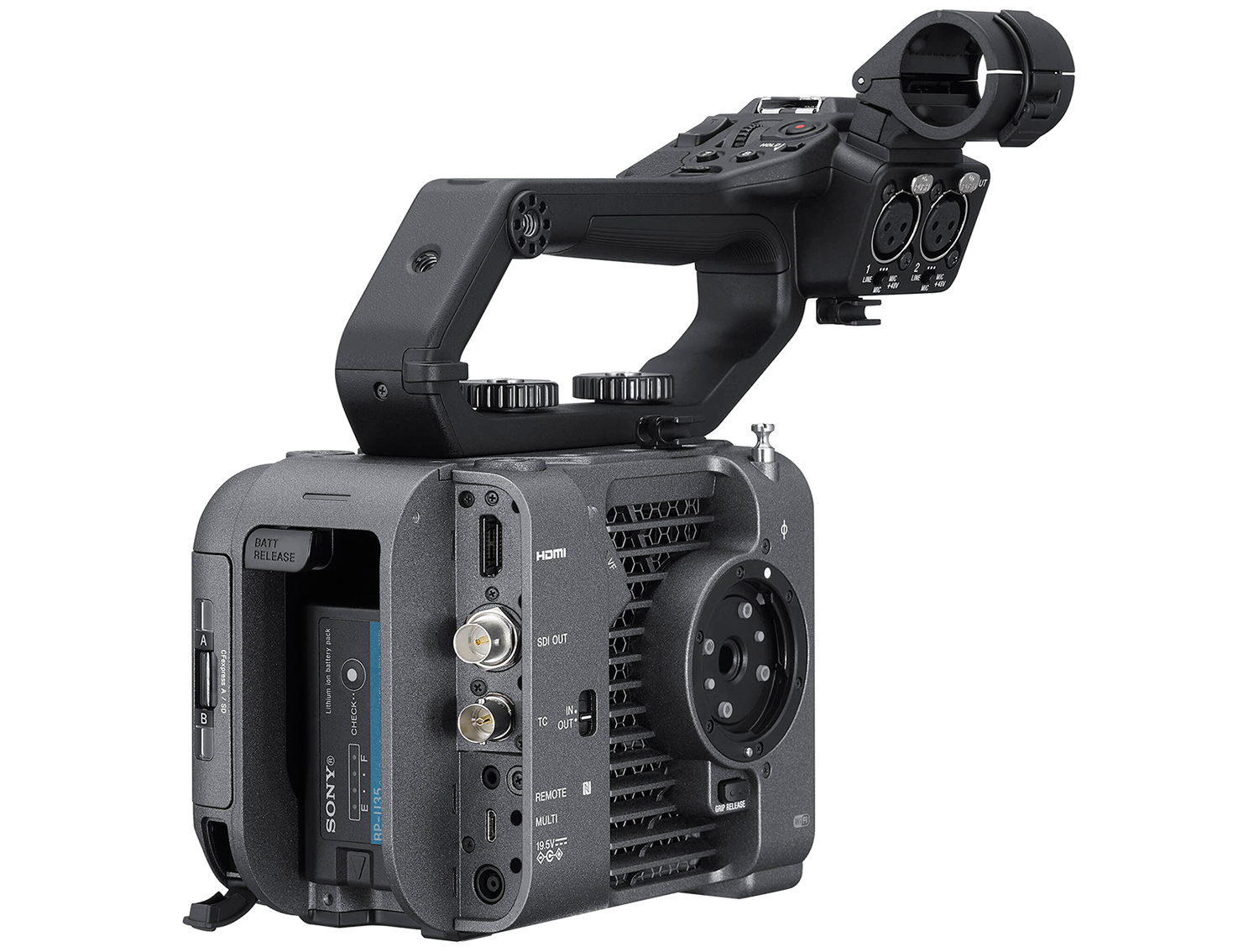 Sony FX6 hire