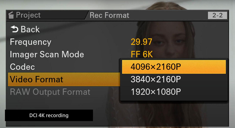 Sony FX9 V2.0