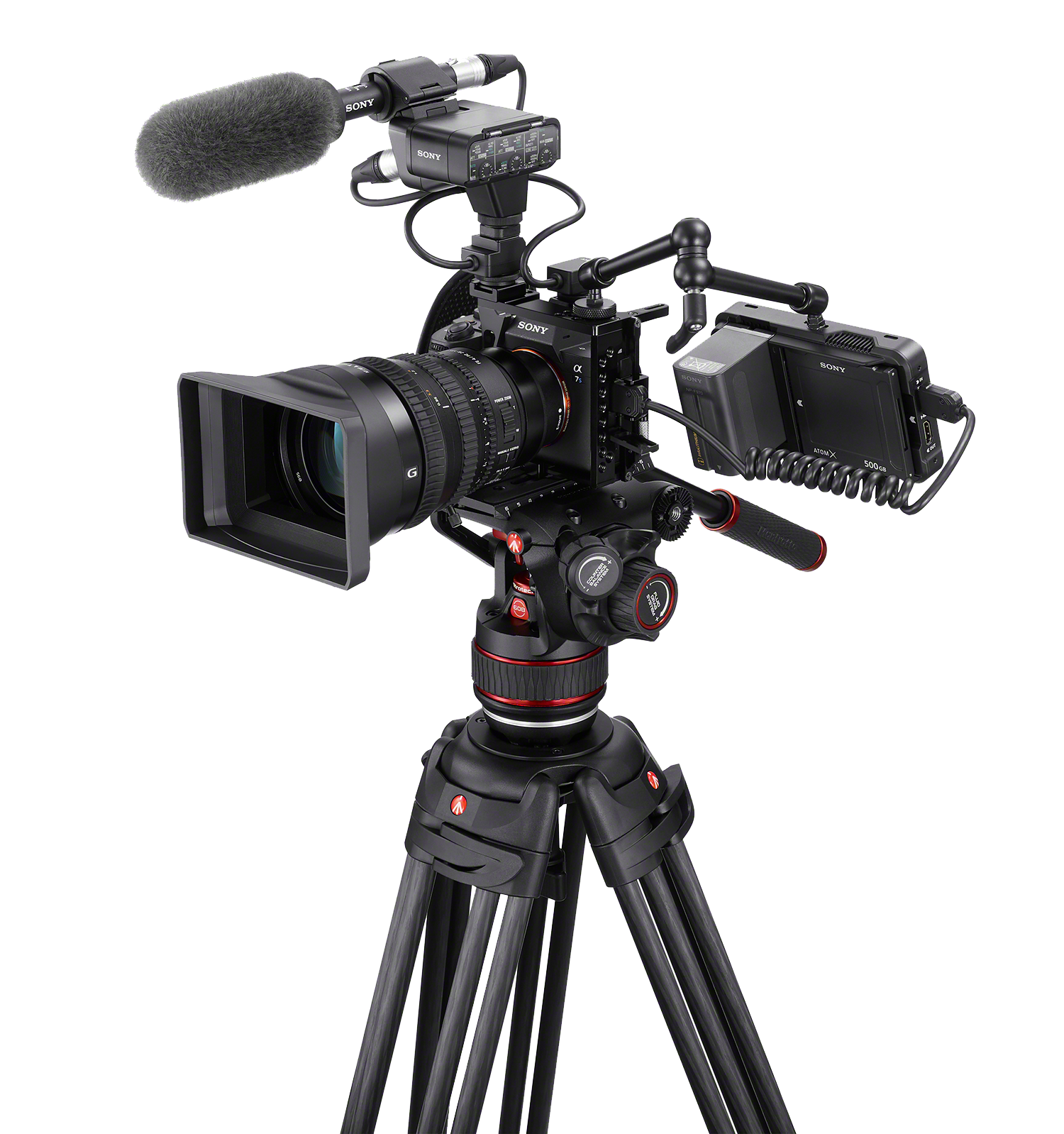 Sony a7S III Video