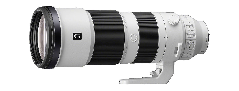 Sony 200-600mm lens hire UK