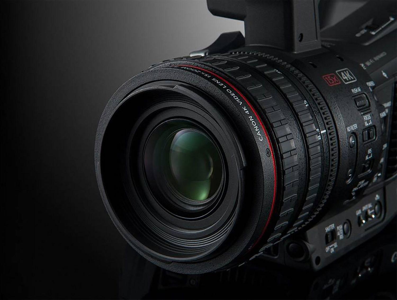 Canon XF705 lens