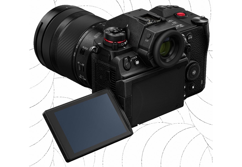 Panasonic S1H camera hire
