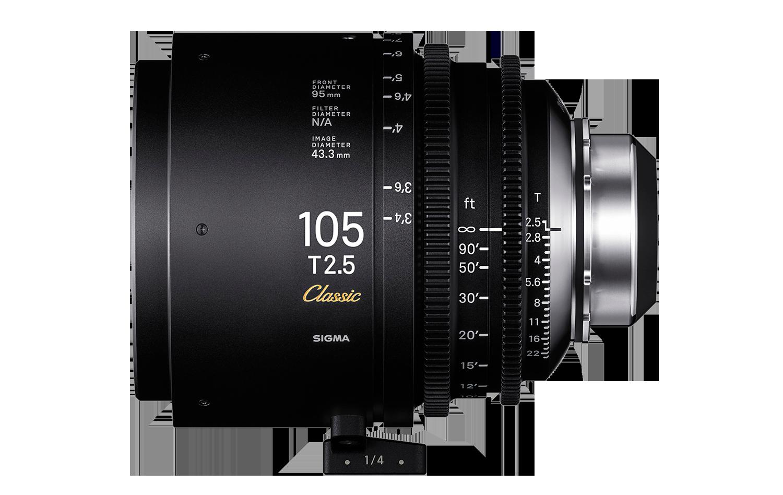 Sigma Classic 105mm FF