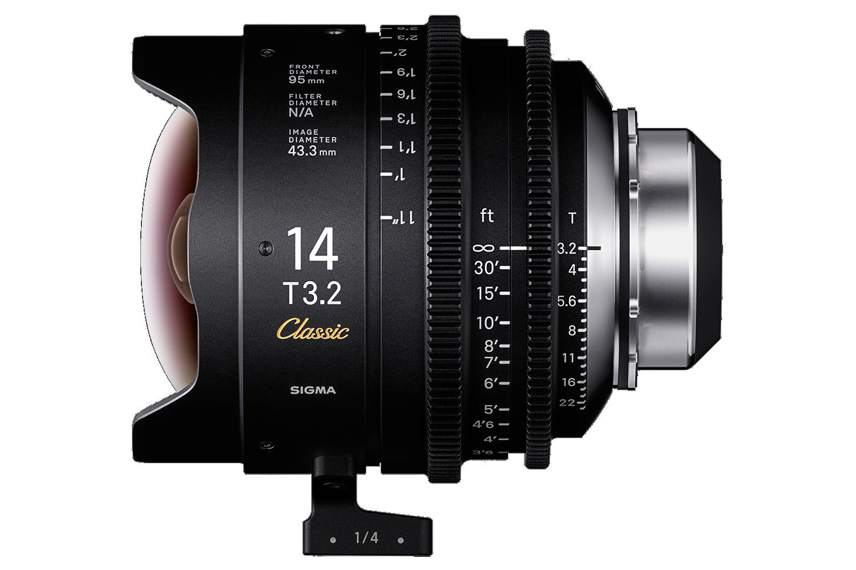 Sigma Classic 14mm FF