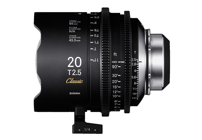 Sigma Classic 20mm FF