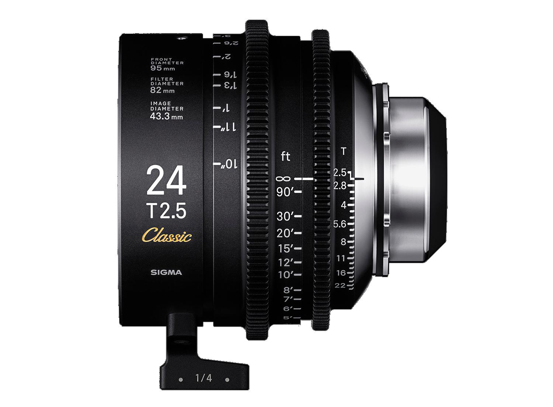Sigma Classic 24mm FF