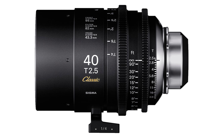 Sigma Classic 40mm FF