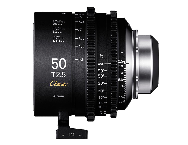 Sigma Classic 50mm FF